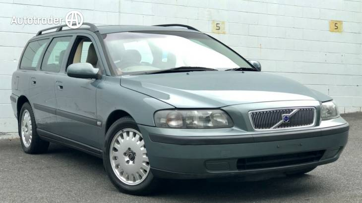 2000 Volvo V70 2 4 20v Se