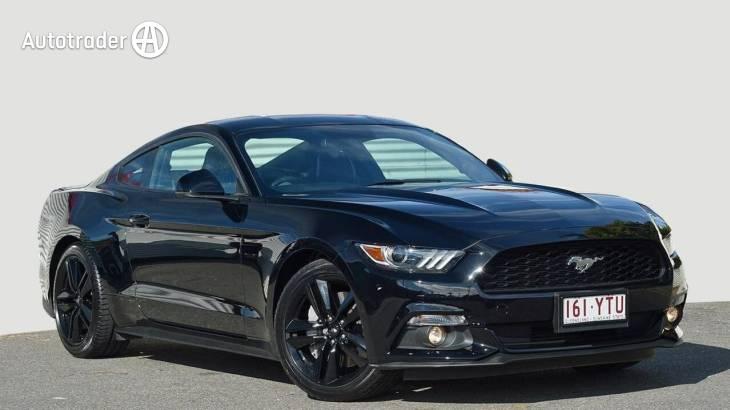 2017 Ford Mustang Fastback 2 3 Gtdi
