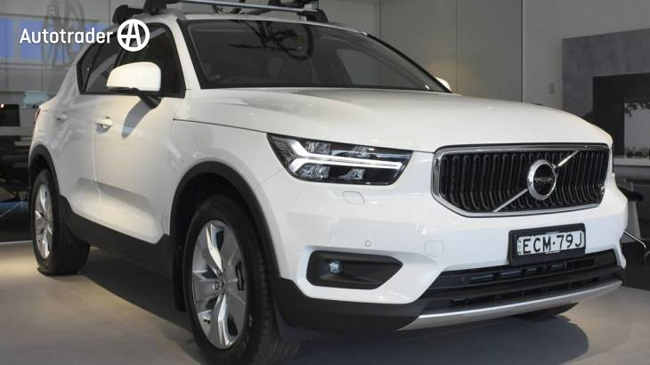 2019 Volvo Xc40 T4 Momentum For Sale 48 990 Autotrader