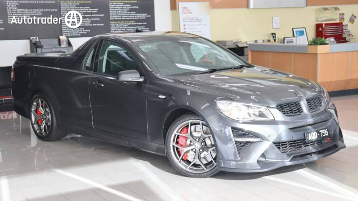 Used HSV Gtsr Maloo Cars for Sale | Autotrader