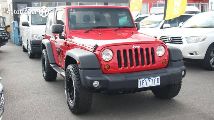 Jeep Wrangler Renegade >> 2011 Jeep Wrangler Renegade Sport 4x4