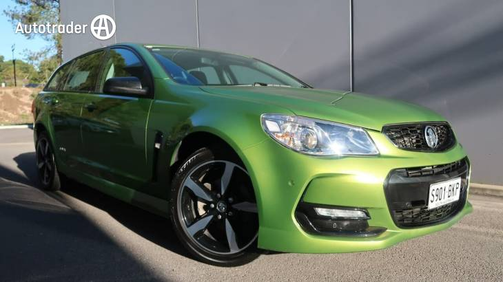 2016 Holden Commodore SV6 Black Pack