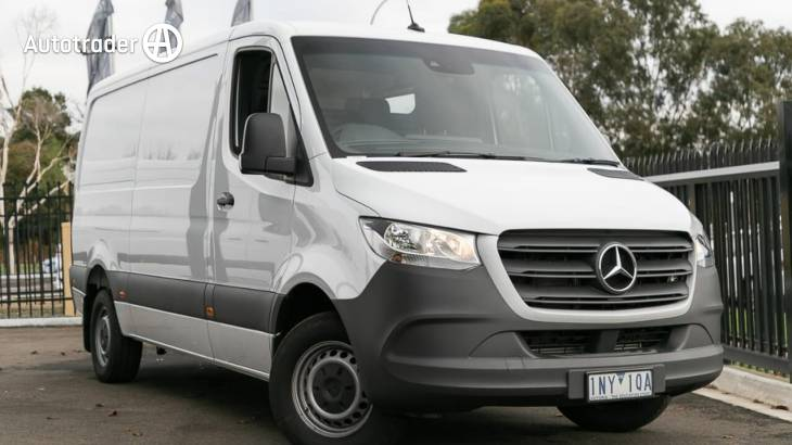 2018 Mercedes-Benz Sprinter 314CDI Low Roof MWB 7G-Tronic + RWD