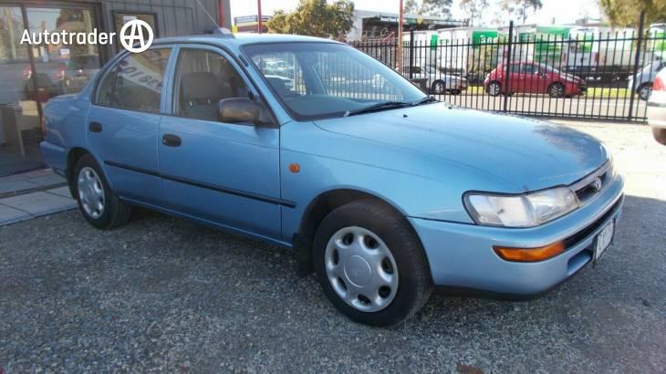 1998 Toyota Corolla Conquest
