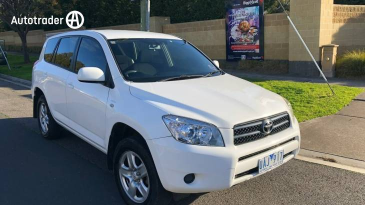 Cheap Toyota RAV4 for Sale Under $10,000 in Melbourne VIC