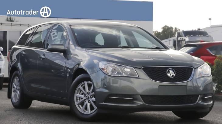 Grey Holden Station Wagon for Sale in Brisbane QLD | Autotrader