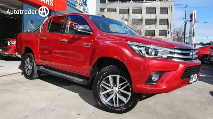 2018 Toyota Hilux SR5 (4X4)