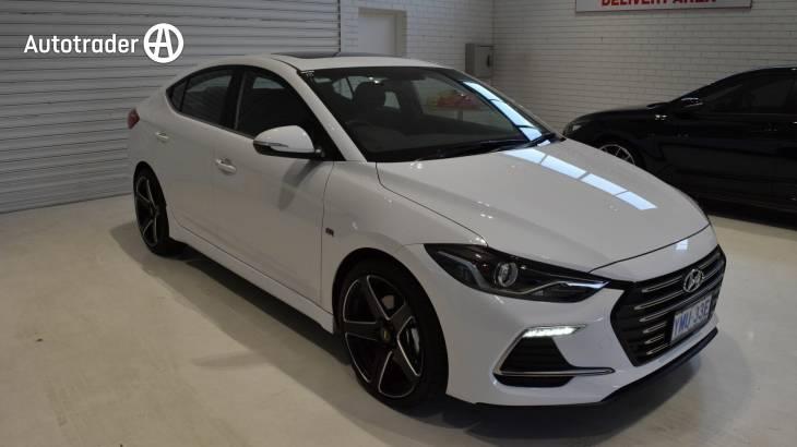 Hyundai Elantra Sr Turbo For Sale Autotrader