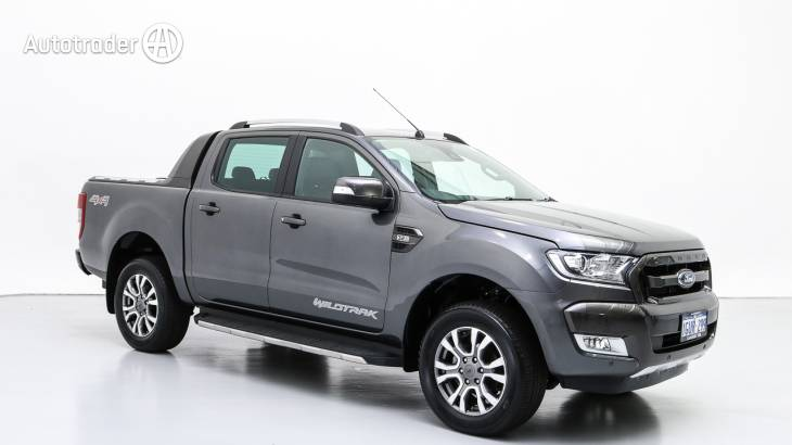 2017 Ford Ranger >> Ford Ranger 2017 Manual Cars For Sale Autotrader