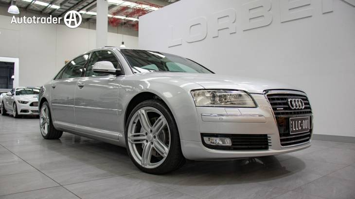 2009 Audi A8 L 4 2 Quattro