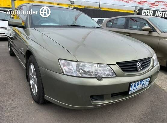 Holden Commodore VY Station Wagon for Sale | Autotrader