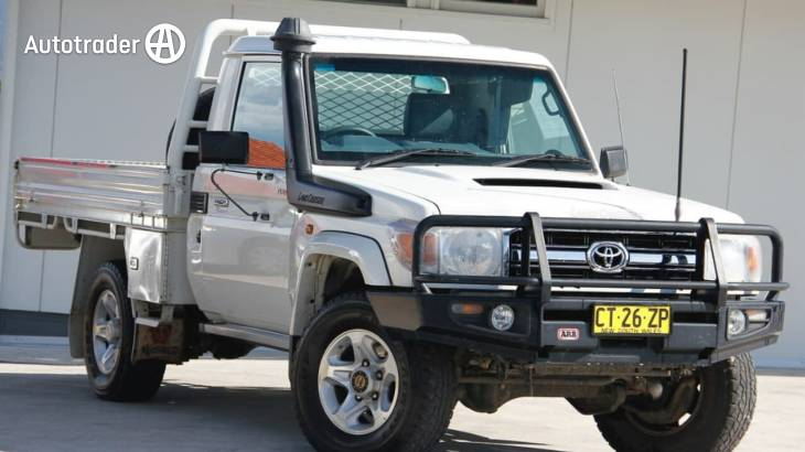 Toyota Landcruiser Ute for Sale in Hunter NSW | Autotrader