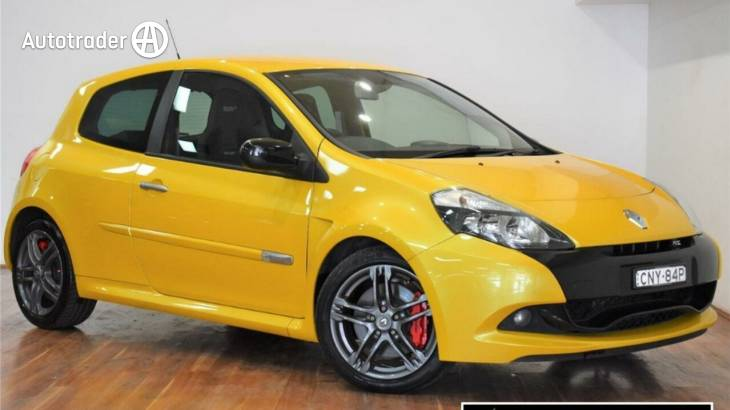 2013 Renault Clio Renault Sport 200 CUP for sale $16,940