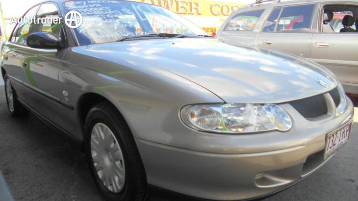Gold Holden Commodore Executive VX Sedan for Sale | Autotrader