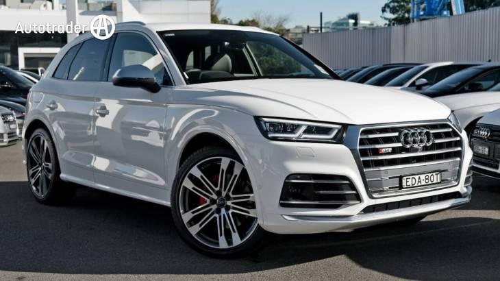 2019 Audi SQ5 Tiptronic Quattro