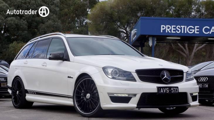 Mercedes-Benz C63 Station Wagon for Sale | Autotrader