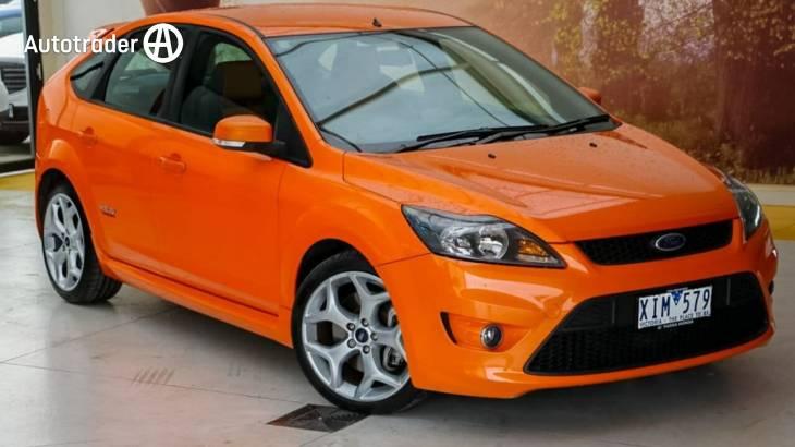 Orange Ford Focus Xr5 Turbo For Sale Autotrader