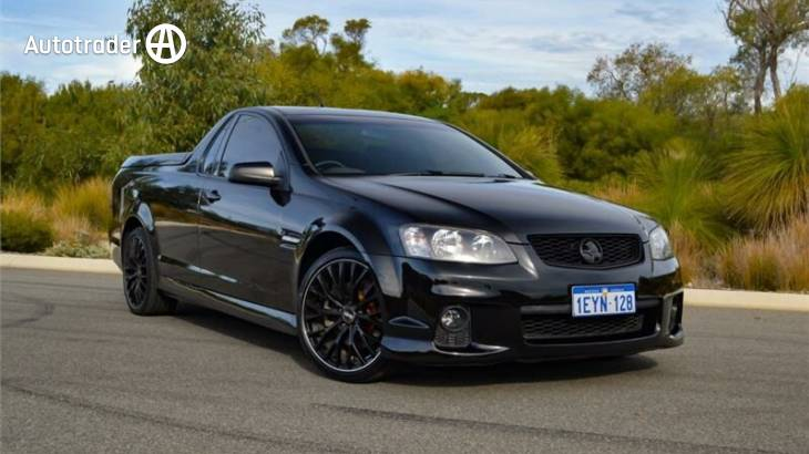2011 Holden Commodore SS Thunder