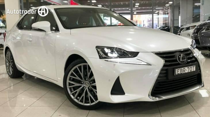 2019 Lexus IS300 Sports Luxury