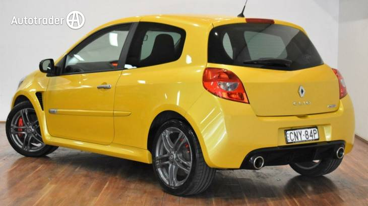 2013 Renault Clio Renault Sport 200 CUP