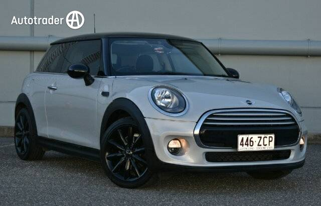 Used White Mini Cooper Cars for Sale in Brisbane QLD