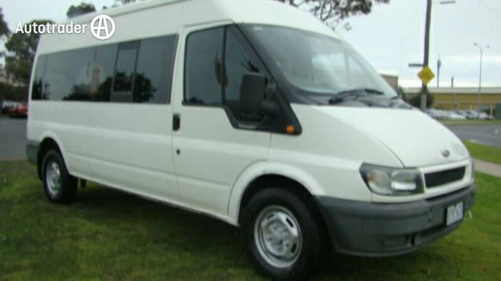 Used Ford Transit People Mover for Sale | Autotrader
