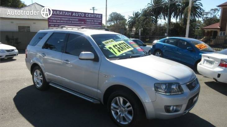 Ford Territory Cars for Sale in Newcastle NSW | Autotrader