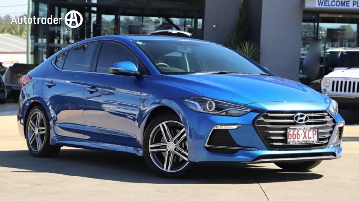 Hyundai Elantra Cars For Sale In Brisbane Qld Autotrader