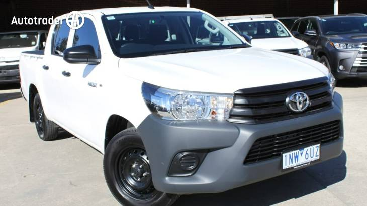 Toyota Hilux Cars for Sale in Melbourne VIC | Autotrader