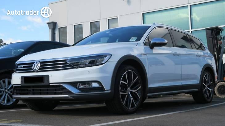 Volkswagen Passat Alltrack Wolfsburg EDT 3C MY18 2018 Diesel