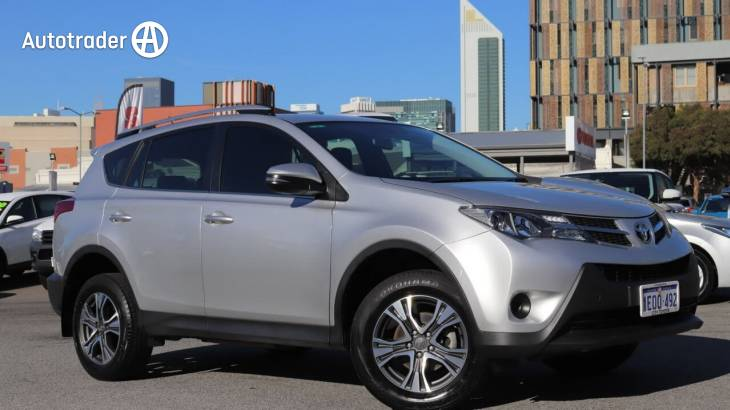 silver toyota rav4 cars for sale in perth wa autotrader autotrader