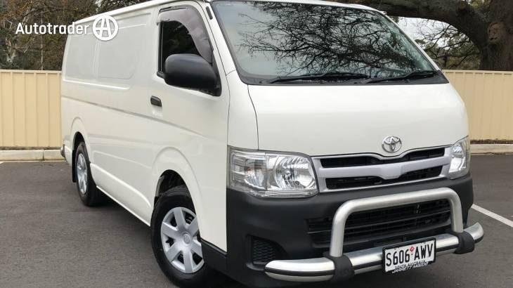 Used Toyota Hiace Cars for Sale | Autotrader
