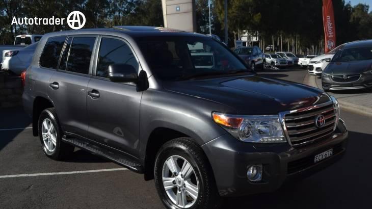 Toyota Landcruiser Cars for Sale | Autotrader