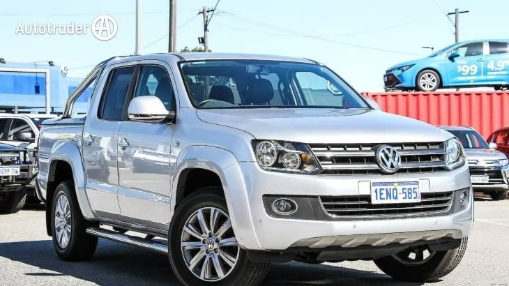 Volkswagen Amarok Cars for Sale in Perth WA   Autotrader