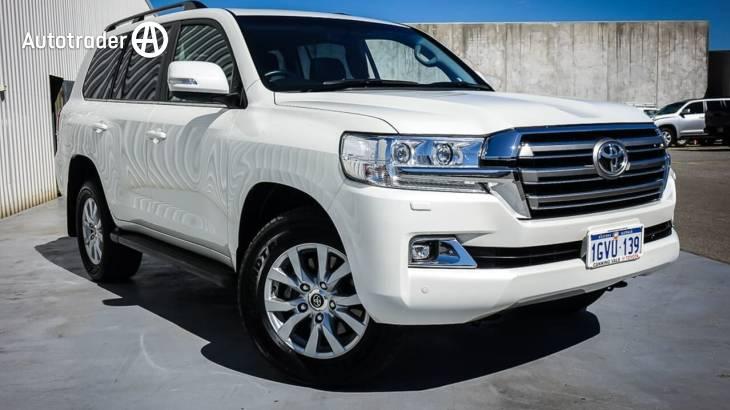 Toyota Landcruiser VX for Sale in Perth WA | Autotrader