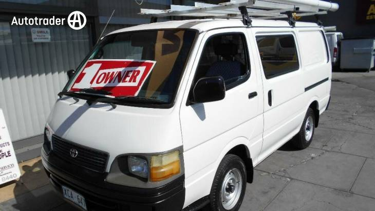 Cheap Toyota Hiace for Sale Under $10,000 | Autotrader