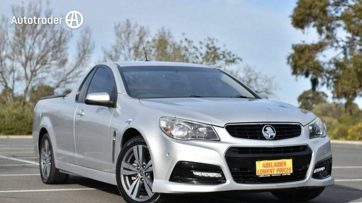Silver Holden Commodore Ute for Sale | Autotrader