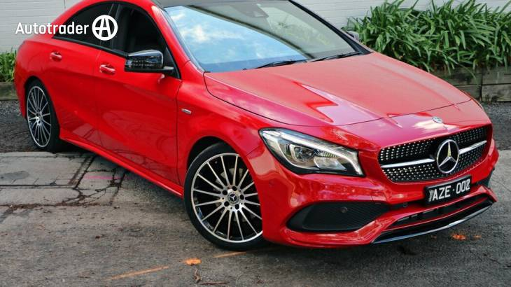 Red Mercedes Benz Cars For Sale In Melbourne Vic Autotrader