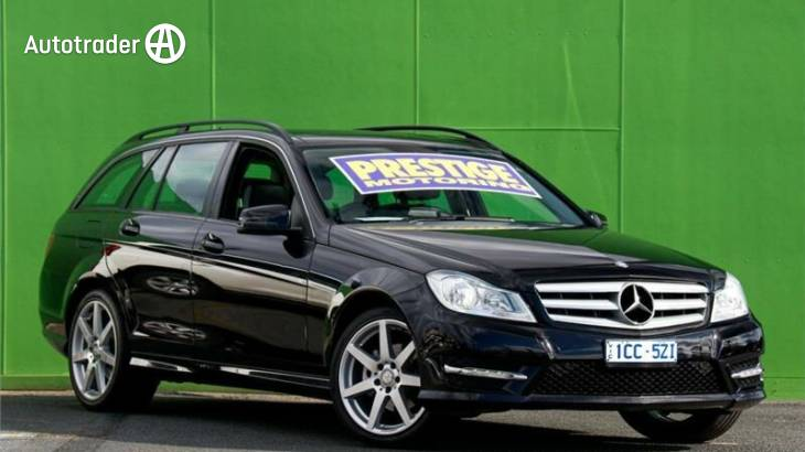Used Mercedes-Benz C200 Station Wagon for Sale | Autotrader