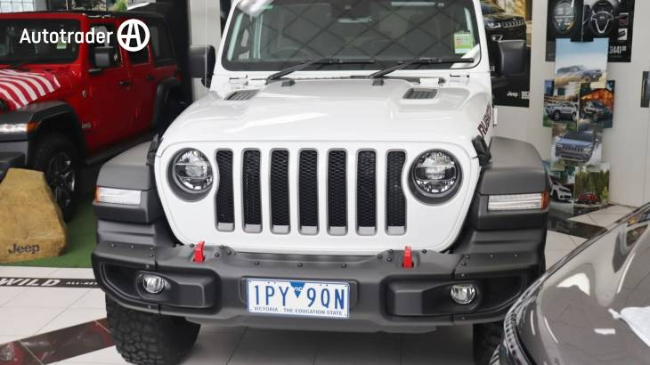 Jeep Wrangler Diesel Cars for Sale in Victoria | Autotrader