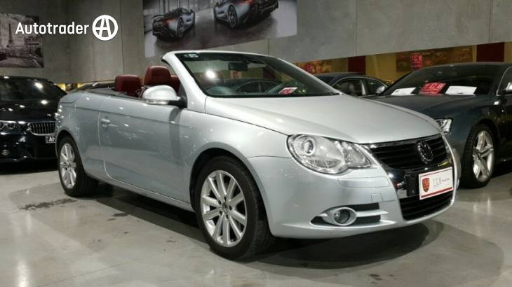 Volkswagen EOS Cars For Sale Autotrader