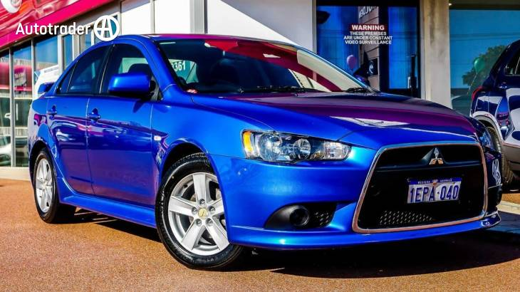 Mitsubishi Lancer Cars for Sale in Perth WA | Autotrader