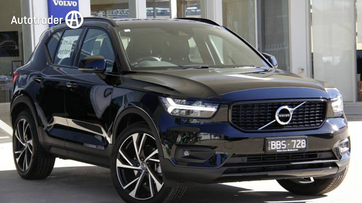 Volvo XC40 Cars for Sale | Autotrader