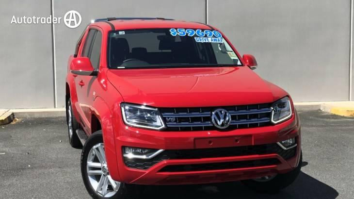 Red Volkswagen Amarok Cars for Sale   Autotrader