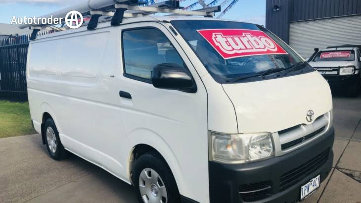 Toyota Hiace Cars for Sale in Melbourne VIC | Autotrader