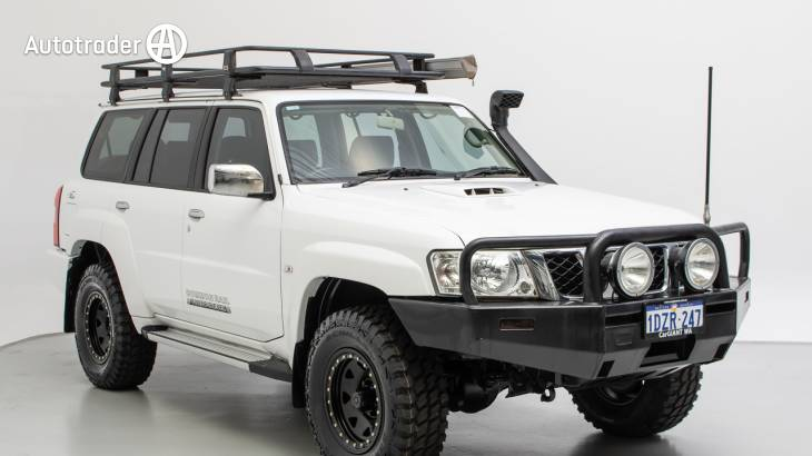 Nissan Patrol Cars for Sale | Autotrader