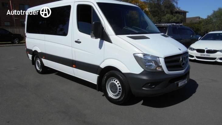 Mercedes-Benz Sprinter Commercial Vehicle for Sale | Autotrader