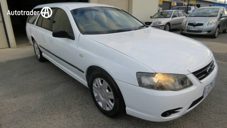 White Ford Falcon Station Wagon for Sale | Autotrader