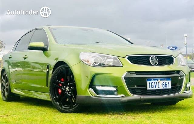 Green Holden Commodore Cars for Sale in Perth WA | Autotrader