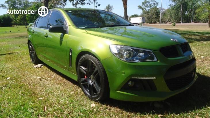 Green HSV Cars for Sale   Autotrader